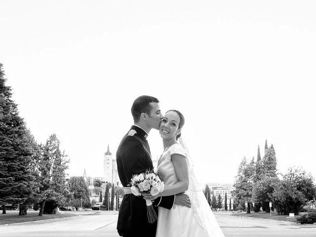 La boda de Fran y Patri en Toledo, Toledo 45