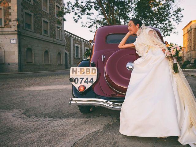 La boda de Fran y Patri en Toledo, Toledo 47