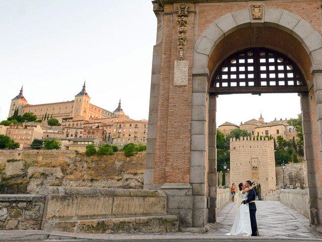 La boda de Fran y Patri en Toledo, Toledo 1