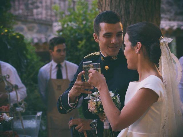 La boda de Fran y Patri en Toledo, Toledo 49