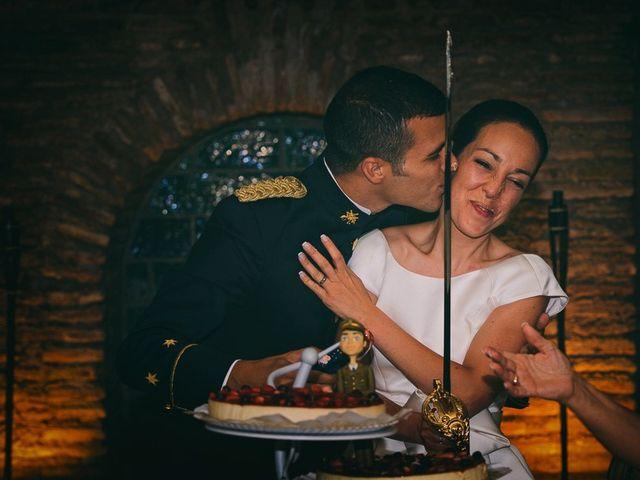 La boda de Fran y Patri en Toledo, Toledo 54