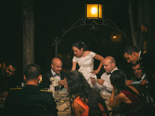 La boda de Fran y Patri en Toledo, Toledo 56