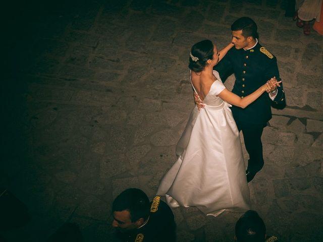 La boda de Fran y Patri en Toledo, Toledo 57