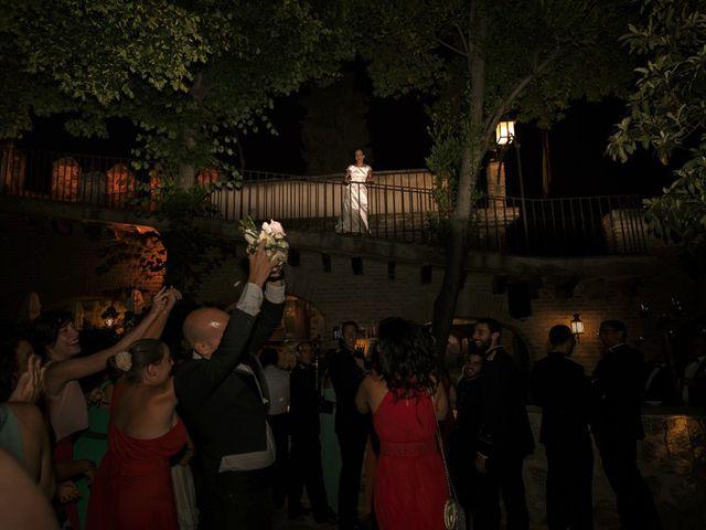 La boda de Fran y Patri en Toledo, Toledo 60
