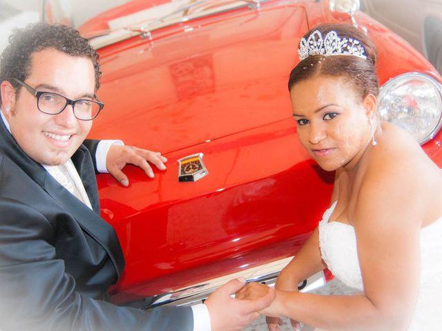 La boda de Dina y Pedro José