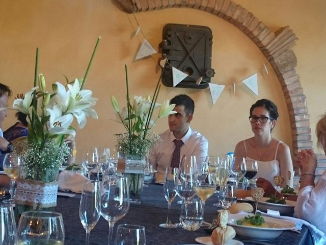 La boda de Sergio  y Adriana en L' Hospitalet De Llobregat, Barcelona 5