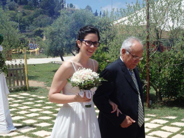 La boda de Sergio  y Adriana en L' Hospitalet De Llobregat, Barcelona 7