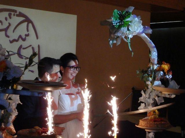 La boda de Sergio  y Adriana en L' Hospitalet De Llobregat, Barcelona 2