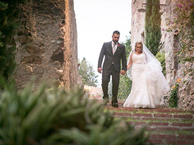 La boda de Gina y Christian