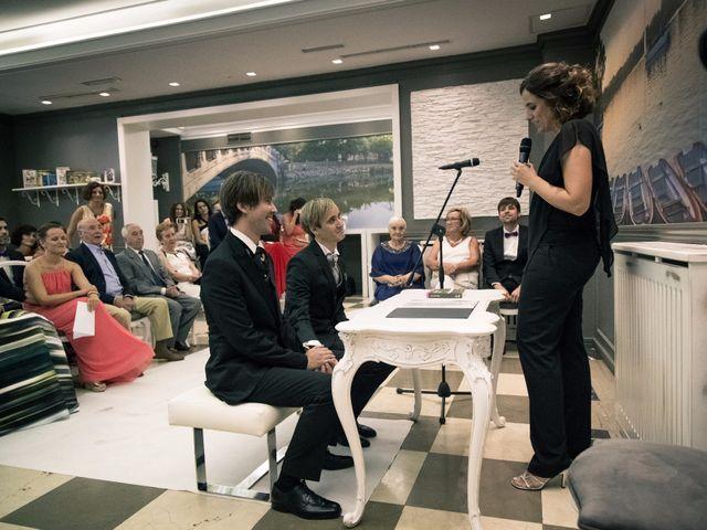 La boda de Fernando y Juan en Madrid, Madrid 9