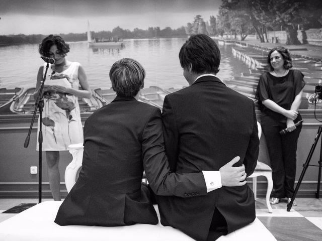 La boda de Fernando y Juan en Madrid, Madrid 18