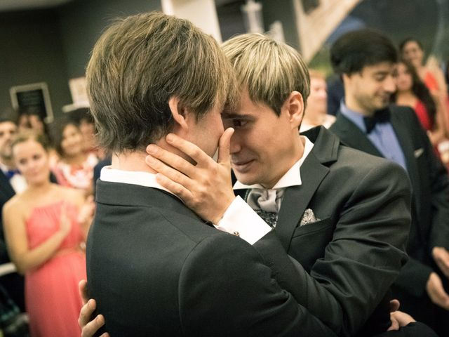 La boda de Fernando y Juan en Madrid, Madrid 20
