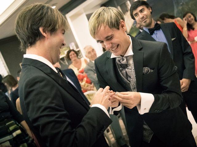 La boda de Fernando y Juan en Madrid, Madrid 1