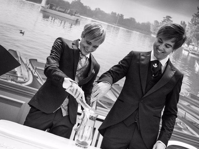 La boda de Fernando y Juan en Madrid, Madrid 21