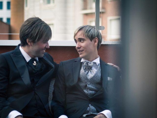 La boda de Fernando y Juan en Madrid, Madrid 24