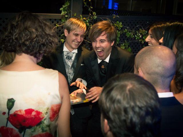 La boda de Fernando y Juan en Madrid, Madrid 39