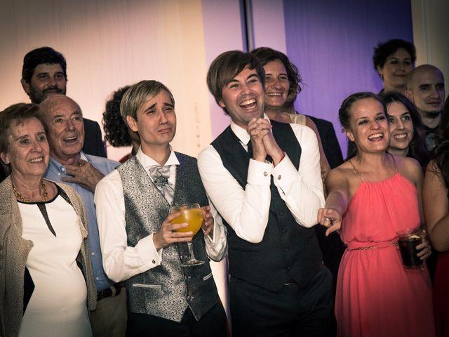 La boda de Fernando y Juan en Madrid, Madrid 63