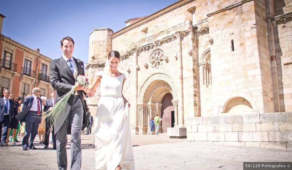 La boda de Javier y Brianda en Zamora, Zamora