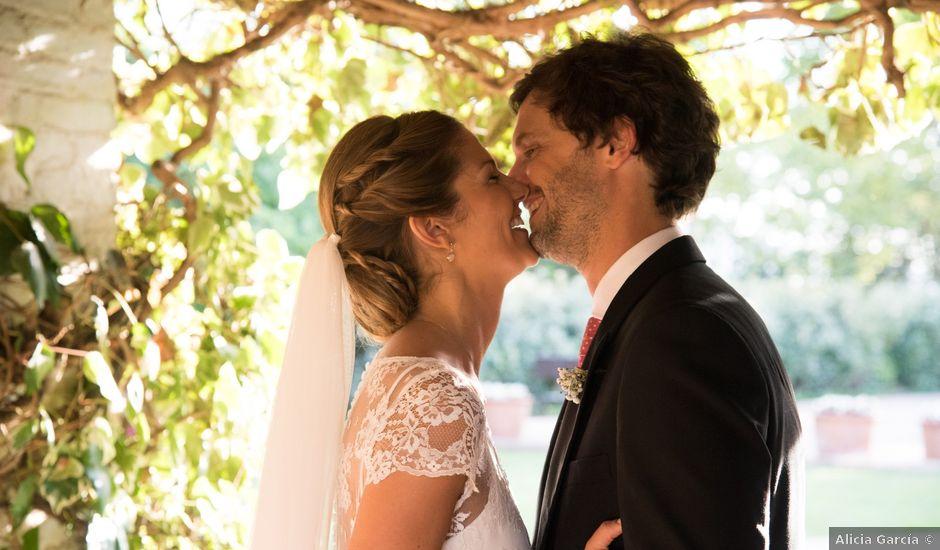La boda de Bosqui y Cecilia en Barcelona, Barcelona