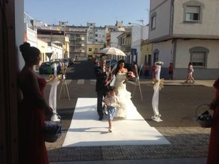 La boda de Diego y Soraya 1