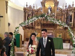 La boda de Diego y Soraya 3