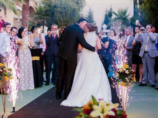 La boda de Janire y Diego 1
