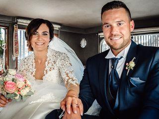 La boda de Selene y Cristian