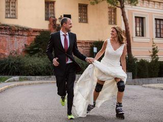 La boda de Isabel y Julio