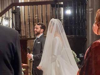 La boda de María Isorna y Antonio Gómez 1