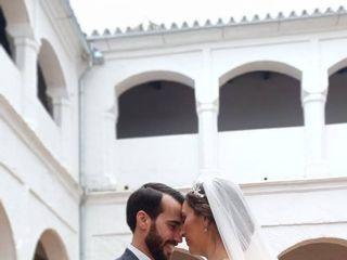 La boda de María Isorna y Antonio Gómez 2