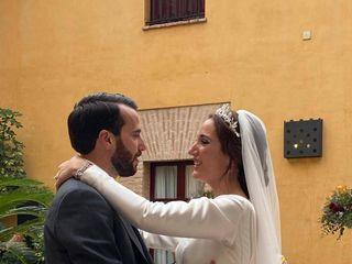 La boda de María Isorna y Antonio Gómez