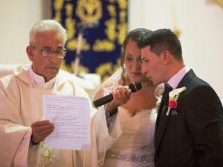 La boda de Rubí y David 1