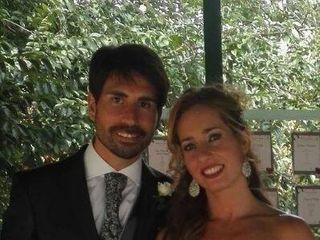 La boda de Alexandra del Sol y Fernando 1
