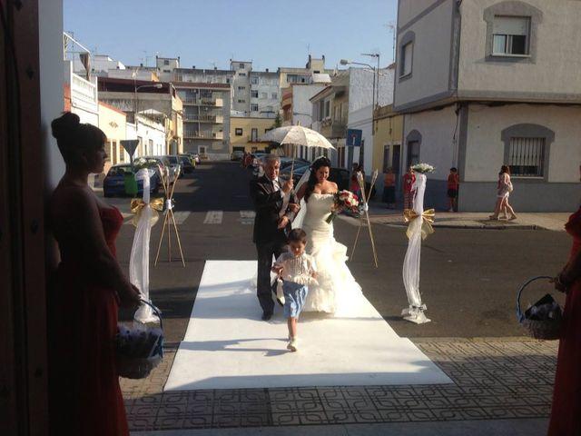 La boda de Soraya y Diego en Badajoz, Badajoz 1