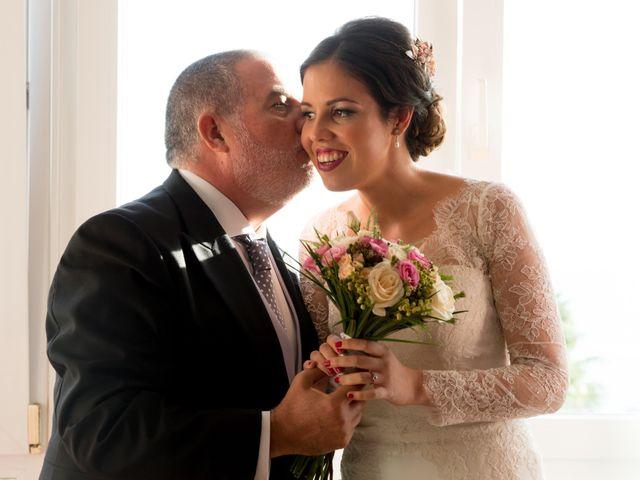La boda de Javi y Mar en Viator, Almería 1