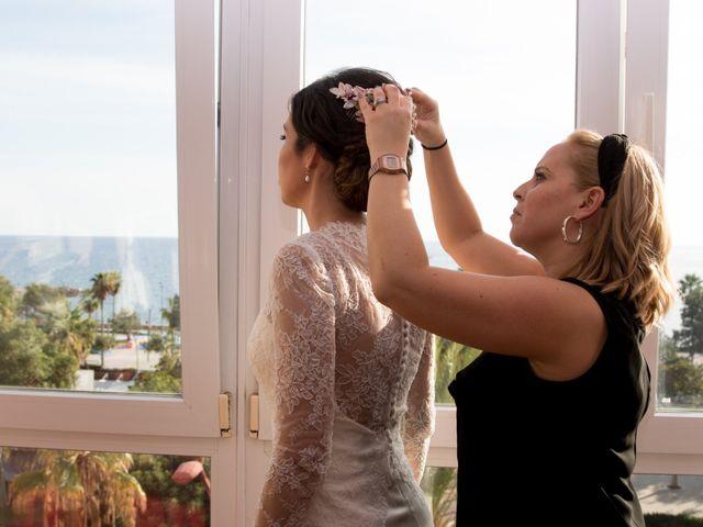 La boda de Javi y Mar en Viator, Almería 7