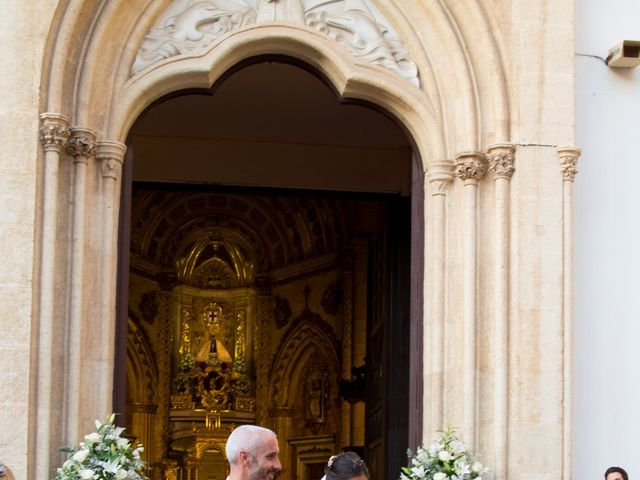 La boda de Javi y Mar en Viator, Almería 32