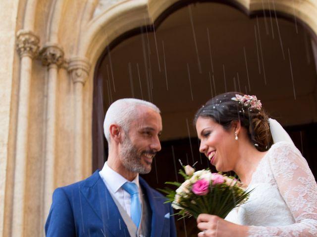 La boda de Javi y Mar en Viator, Almería 34
