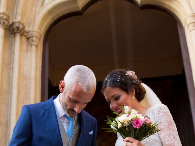 La boda de Javi y Mar en Viator, Almería 35
