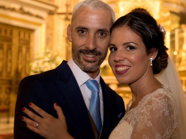 La boda de Javi y Mar en Viator, Almería 36