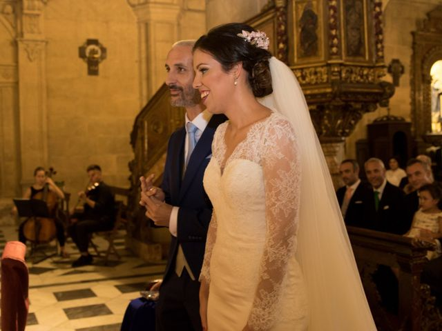 La boda de Javi y Mar en Viator, Almería 39