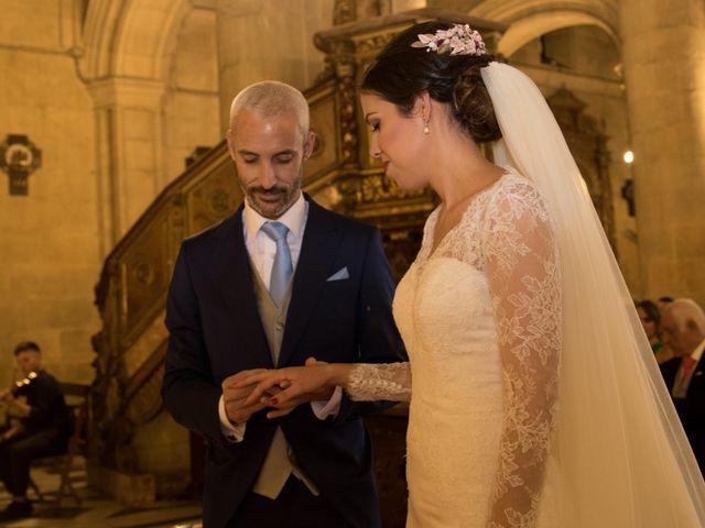 La boda de Javi y Mar en Viator, Almería 40