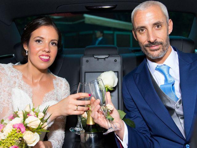 La boda de Javi y Mar en Viator, Almería 41