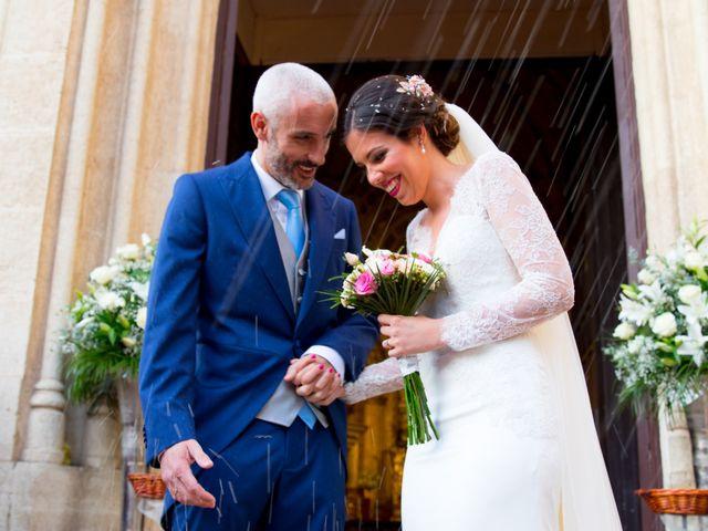 La boda de Javi y Mar en Viator, Almería 42
