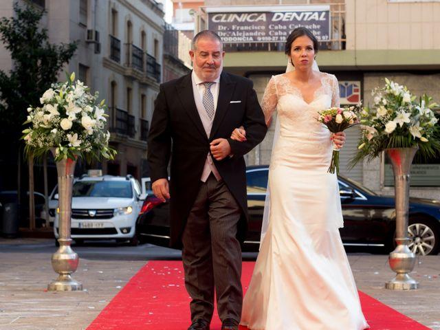 La boda de Javi y Mar en Viator, Almería 45