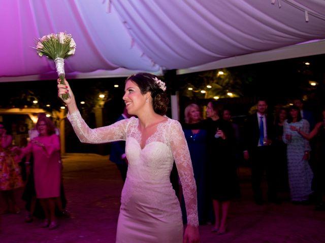 La boda de Javi y Mar en Viator, Almería 47