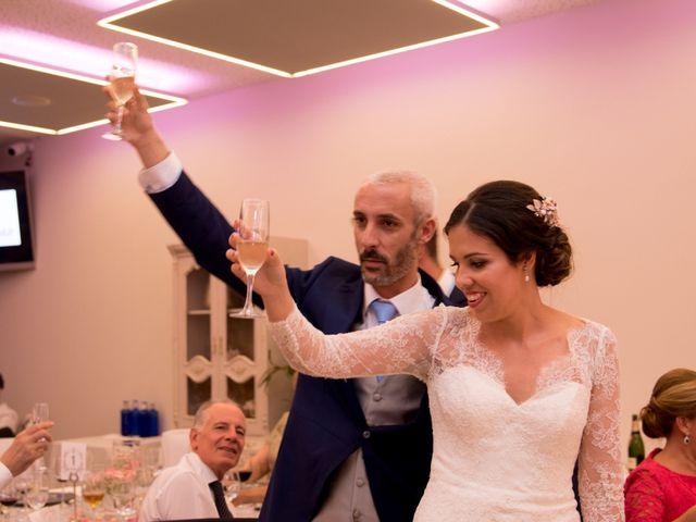 La boda de Javi y Mar en Viator, Almería 49