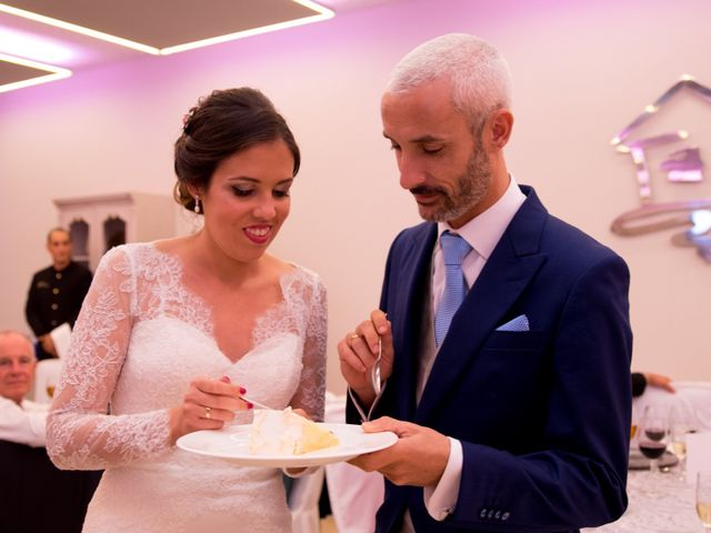 La boda de Javi y Mar en Viator, Almería 51