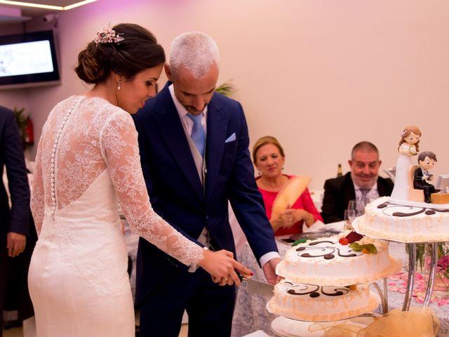 La boda de Javi y Mar en Viator, Almería 53