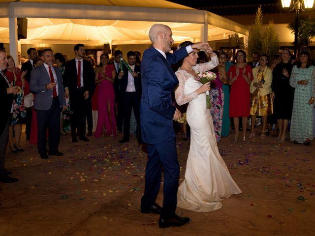 La boda de Javi y Mar en Viator, Almería 56